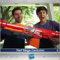 Video: Nerf Mega Centurion
