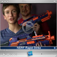 Nerf: Rapid Strike