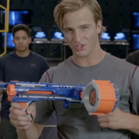 NERF ELITE Rampage TV commercial