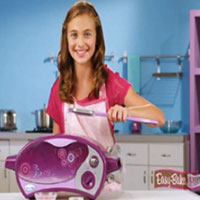 EASY BAKE Ultimate Oven Video