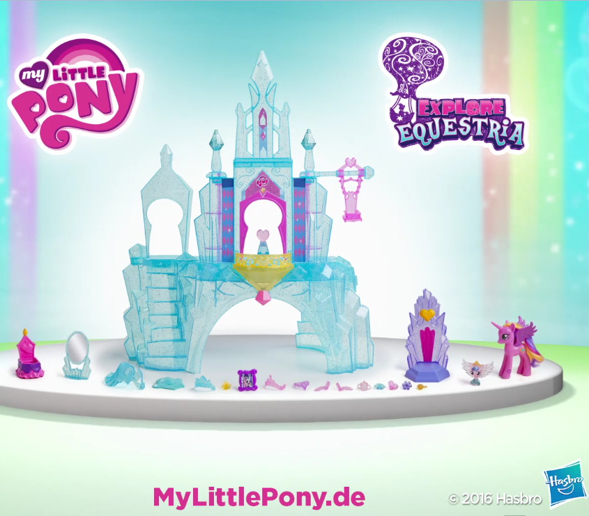 My Little Pony - Kristallkönigreich