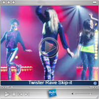 Tv-reclame : Twister Rave Skip-it
