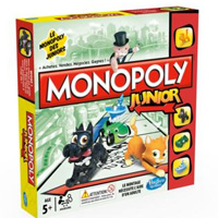 MONOPOLY - PUB TV - Monopoly Junior