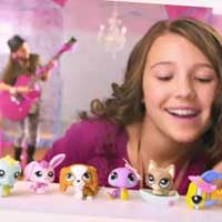 LITTLEST PET SHOP Pets on the Go Video