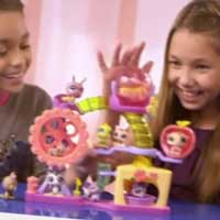 LITTLEST PET SHOP Hamster Playground Video