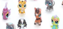 LITTLEST PET SHOP Walkables Pets Video