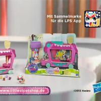 Littlest Pet Shop Bonbon-Bus