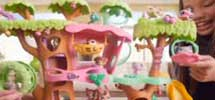 LITTLEST PET SHOP Walkables Treehouse Playset