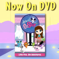 LITTLEST PET SHOP - Now on DVD 1 - TVC