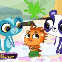 LITTLEST PET SHOP TV Show promo - Russell Up Some Fun