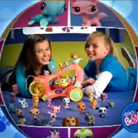 Littlest Pet Shop Paw Powered Cruiser Video