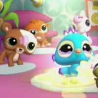 Littlest Pet Shop Friends Wii Game Trailer