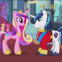 MY LITTLE PONY - Bande Annonce - Mariage de My Little Pony