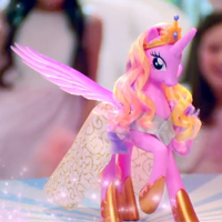 TV Commercial: MY LITTLE PONY Royal Wedding Pricess Cadance