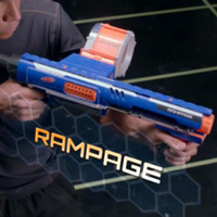 NERF N-STRIKE ELITE RAMPAGE and RETALIATOR Long Form Commercial