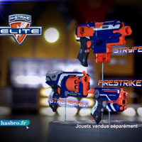 NERF - Pub TV - Nerf Elite