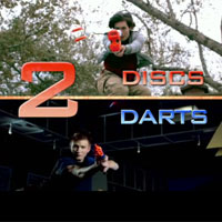 NERF Double Your Blasting TV Commercial