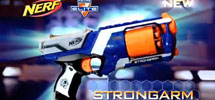 NERF N-STRIKE ELITE STRONGARM Blaster TV Commercial