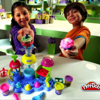 PLAY DOH - Pub TV - Cupcakes & Glaçages gourmands