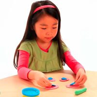 PLAY-DOH Look What I Made Butterfly Video