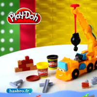 PLAY-DOH - Pub TV Super Camion Grue