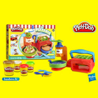 PLAY-DOH - Pub TV Pizzeria