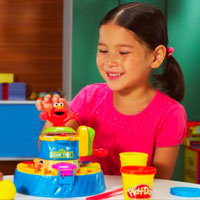 PLAY-DOH Sesame Street Color Mixer Commercial