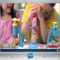 Video: Play-Doh Ijsjesmachine