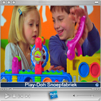 Video: Play-Doh Snoepfabriek