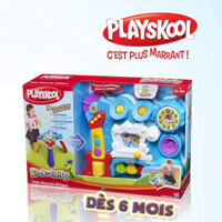 PLAYSKOOL - Pub TV - Table Musicale