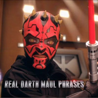 Star Wars: Darth Maul Double Bladed Lightsaber
