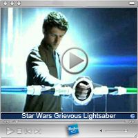 Video: Star Wars Grievous Lightsaber