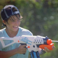 Super Soaker X-Treme Blasters TV Commercial