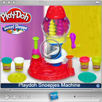Tv-Reclame: Playdoh Snoepjes Machine