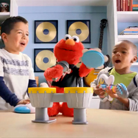 Let's Rock! Elmo TV Commercial