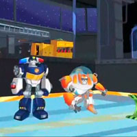 TRANSFORMERS RESCUE BOTS Sneak Peak