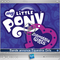 Nouveau My Little Pony Equestria Girls