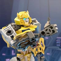 TRANFORMERS - Construct-Bots - Intro