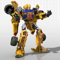 TRANFORMERS - Construct-Bots - Switcheroo