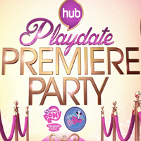 Melissa Joan Hart hosts The Hub TV Network's Playdate Premiere Party