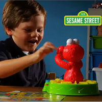 PLAY-DOH SESAME STREET SHAPE & SPIN ELMO Video