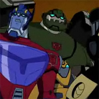 TRANSFORMERS - Transform and Rollout Animated Ep1