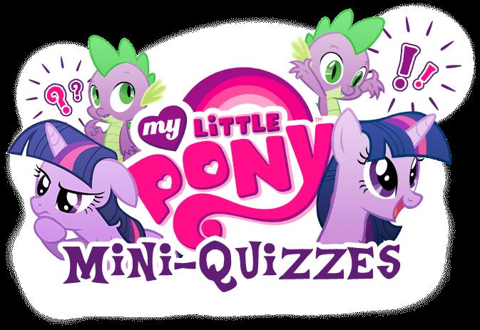 My Little Pony Quiz  MLP Quiz  MLP Games