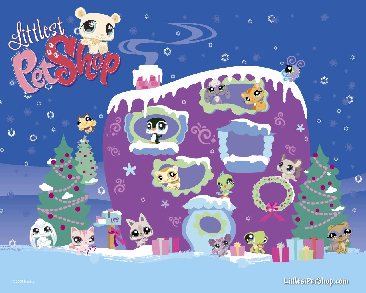 shop for wallpaper on Hasbro   Littlest Pet Shop Wallpaper