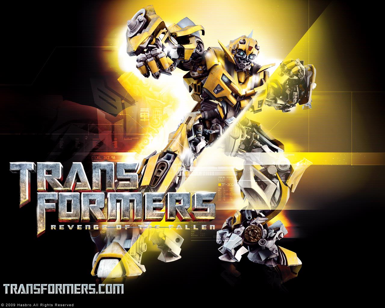 TRANSFORMERS Wallpaper: BUMBLEBEE|Wallpapers|Hasbro