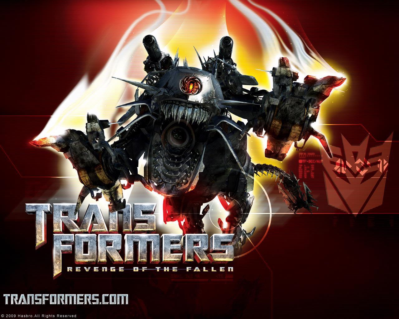 Трансформеры ( Transformers ) 2 ( Месть падших  Revenge of the Fallen