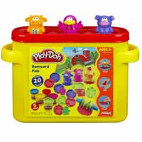 Play Doh Barnyard Pals Bucket