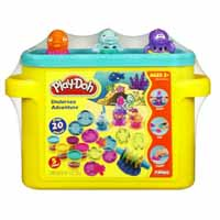 Play Doh Undersea Adventure Bucket