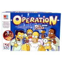 OPERATION - SIMPSONS Talking Homer Edition