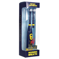 Plain Lazy Rotary Toothbrush